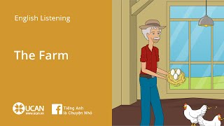 Learn English Via Listening | Beginner - Lesson 34. The farm