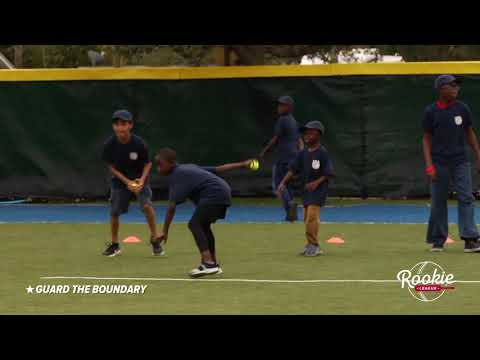 USA Cricket Rookie League, Throwing & Ground Fielding - Guard The Boundary