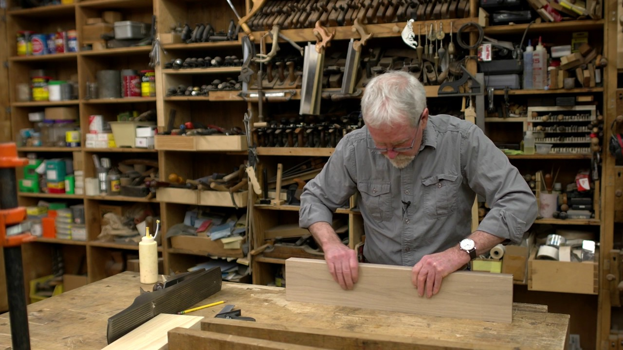 The Art Of Woodworking Episode 5 Glueing