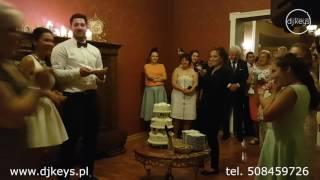 Wesele Małgosi i Damiana prowadzi Dj Keys - Michał Kluczyński