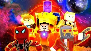 AVENGERS: INFINITY WAR in MINECRAFT 1.13 [Deutsch/HD]