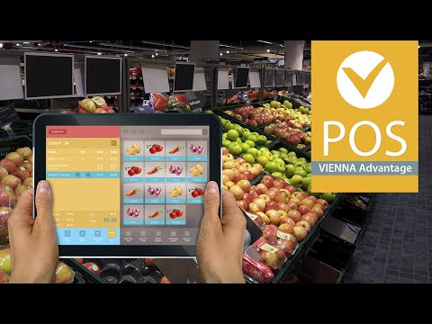 Retail Point Of Sale Software | VIENNA Advantage POS System