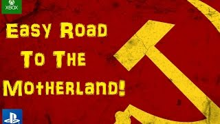 easy road to the motherland t 127 world of tanks console xbox ps4