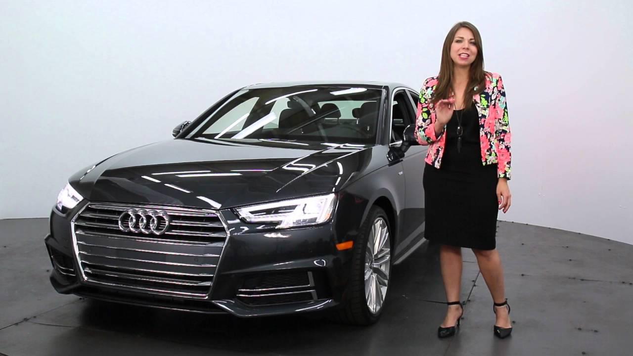 Audi A Overview Stephanie McCranie Audi Tampa YouTube - Audi tampa