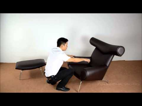 OX Chair From Fuleague   YouTube