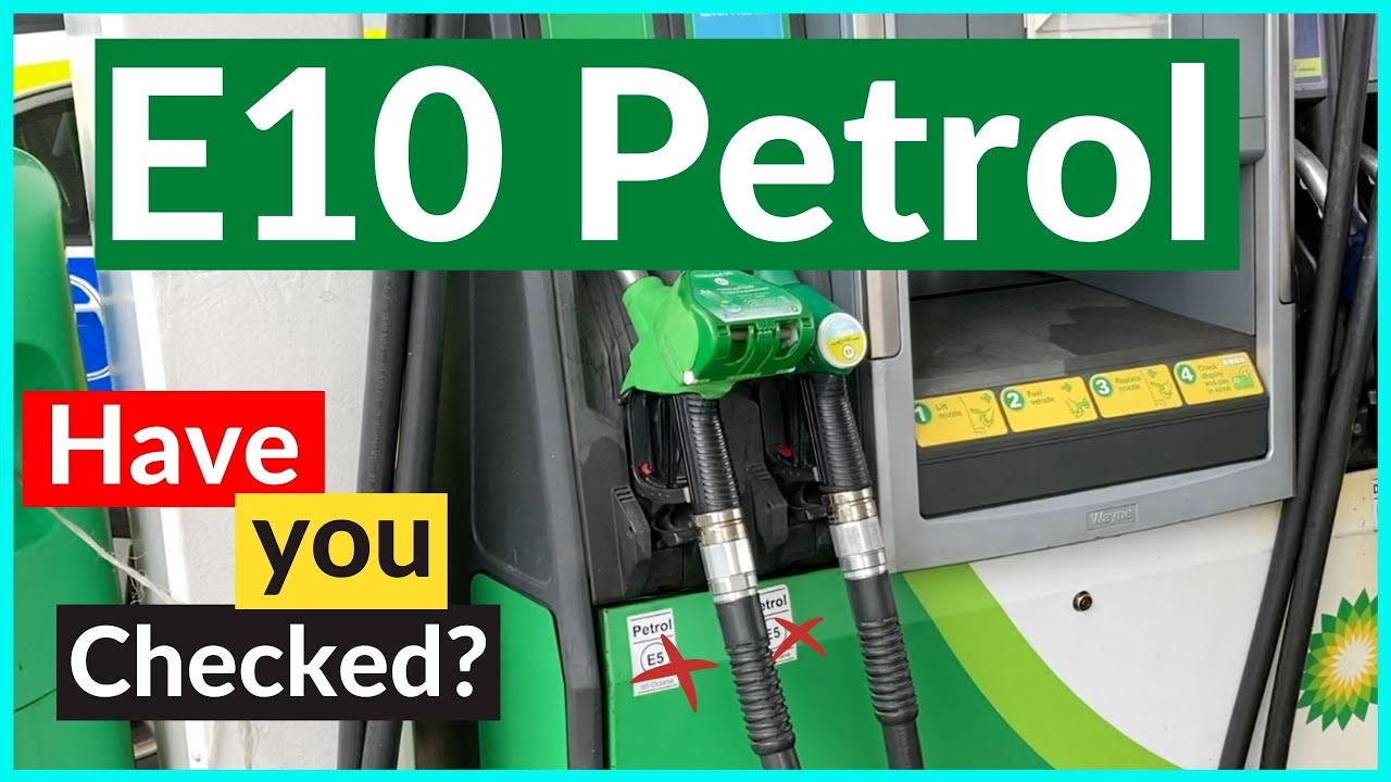 Download E10 Petrol is replacing E5 fuel summer of 2021 | Is your car compatible for E10?