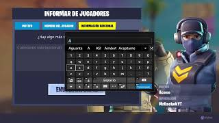 Private Games Fortnite chile CODE:LUCHOIDE