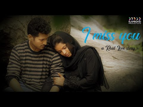I Miss You, A Love Tale of Hindu Boy and Muslim Girl, Latest Independent Movie 2018 Official - Vamsi