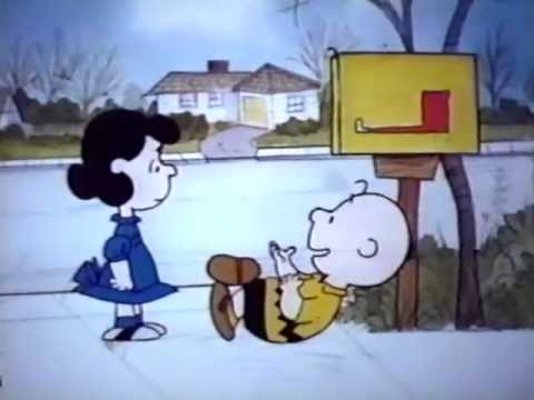 CBS Promo Be My Valentine Charlie Brown 1975 YouTube
