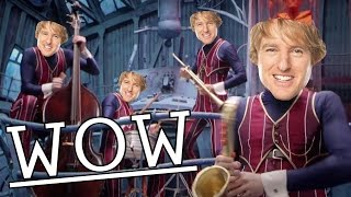 We are Number One but whenever they say One Owen Wilson says WOW