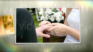 Adobe After Effects Project Free - Wedding Moment  (+link)
