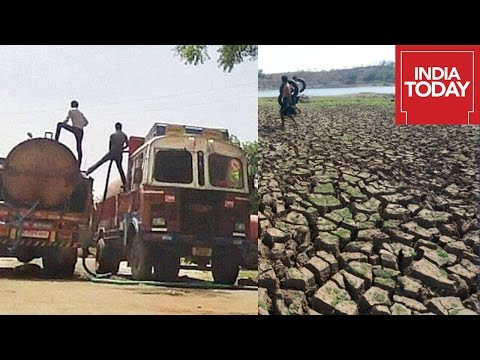 Government Officials Selling Water For Money In Drought Hit Marthwada