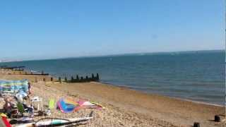 The sights and sounds of the English seaside