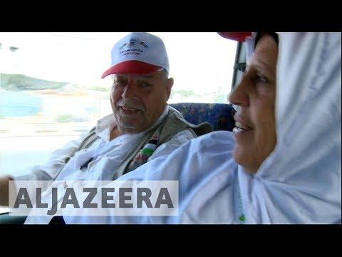 Hajj: The journey from Gaza to Mecca
