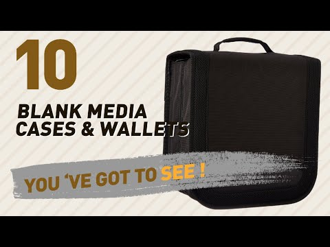 Blank Media Cases & Wallets, Best Sellers 2017 // Amazon UK Electronics