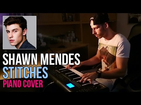 Shawn Mendes - Stitches (Piano Cover by Marijan) + Sheet Music