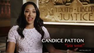 The Flash | Behind The Scenes with Grant Gustin and Candice Patton