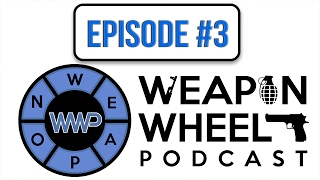 Weapon Wheel Podcast EP.3 | Black Ops 3 | Xbox One BC | Game Spoilers #WWP