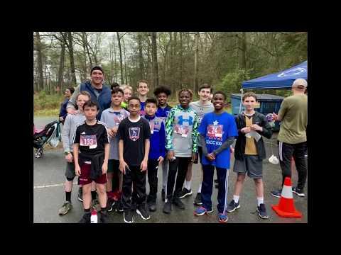 DeMatha Catholic High School Soccer & DeMatha Soccer Academy - 5K Race - April 2019