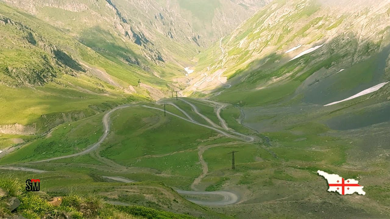 #23. თუშეთის გზაზე (უღელტეხილი) – #23. Tusheti Road (Pass)