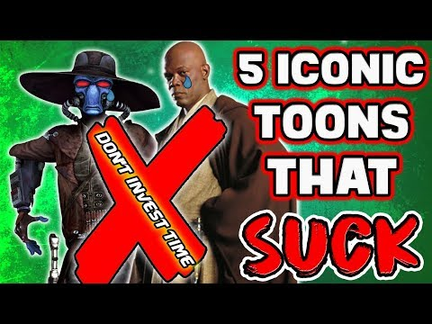 5 Iconic Star Wars Characters That Are Horrible In Galaxy Of Heroes (DON'T FARM!)