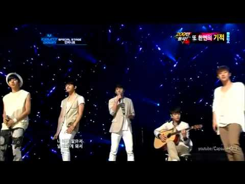 Infinite - In the summer live