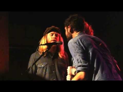 Passenger, Ed Sheeran, & Stu Larsen - Hearts On Fire - Mercy Lounge Nashville