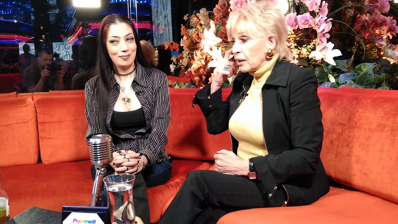 Monica Interviewed by Ninon De Vere De Rosa Part 1 Psychic Medium