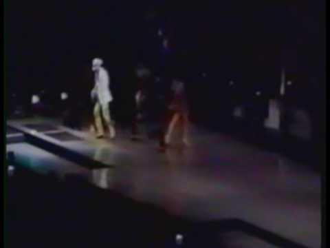 Michael Jackson - Smooth Criminal - HIStory World Tour - Milano 1997