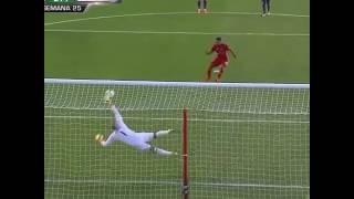 Tim Howard-amazing penalty save