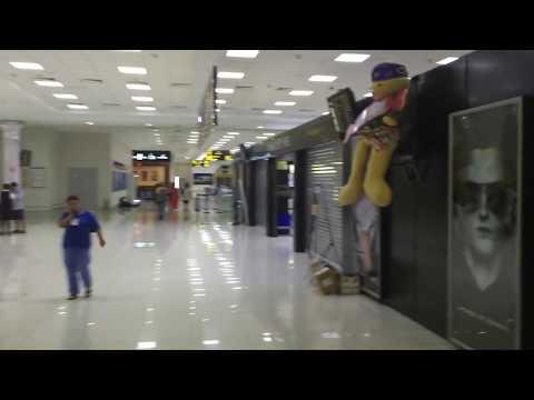 Tashkent International Airport New Terminal