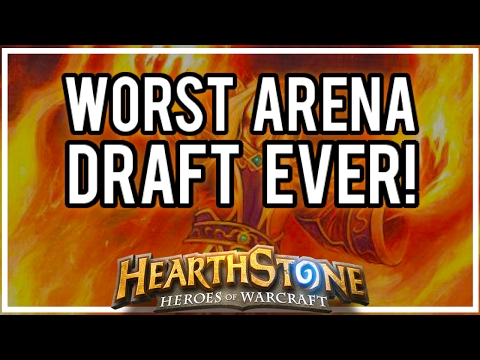 Winning with the Worst Arena Deck Ever!
