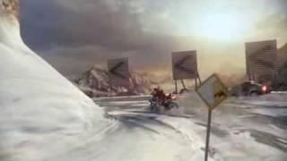 Motorstorm Arctic Edge Trailer