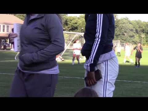 Gabriella Pesticci Goalkeeper Hamden Hall Country Day School Class of 2021 (Junior)