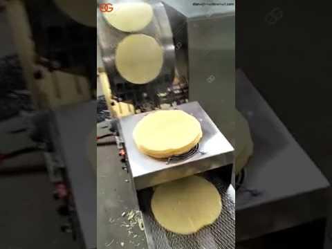 automatic egg crepe making machine crepe maker spring roll. Black Bedroom Furniture Sets. Home Design Ideas