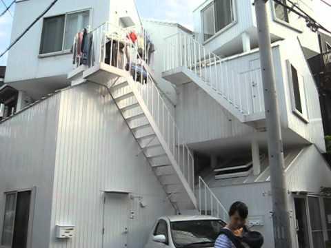Tokyo Apartment By Sou Fujimoto