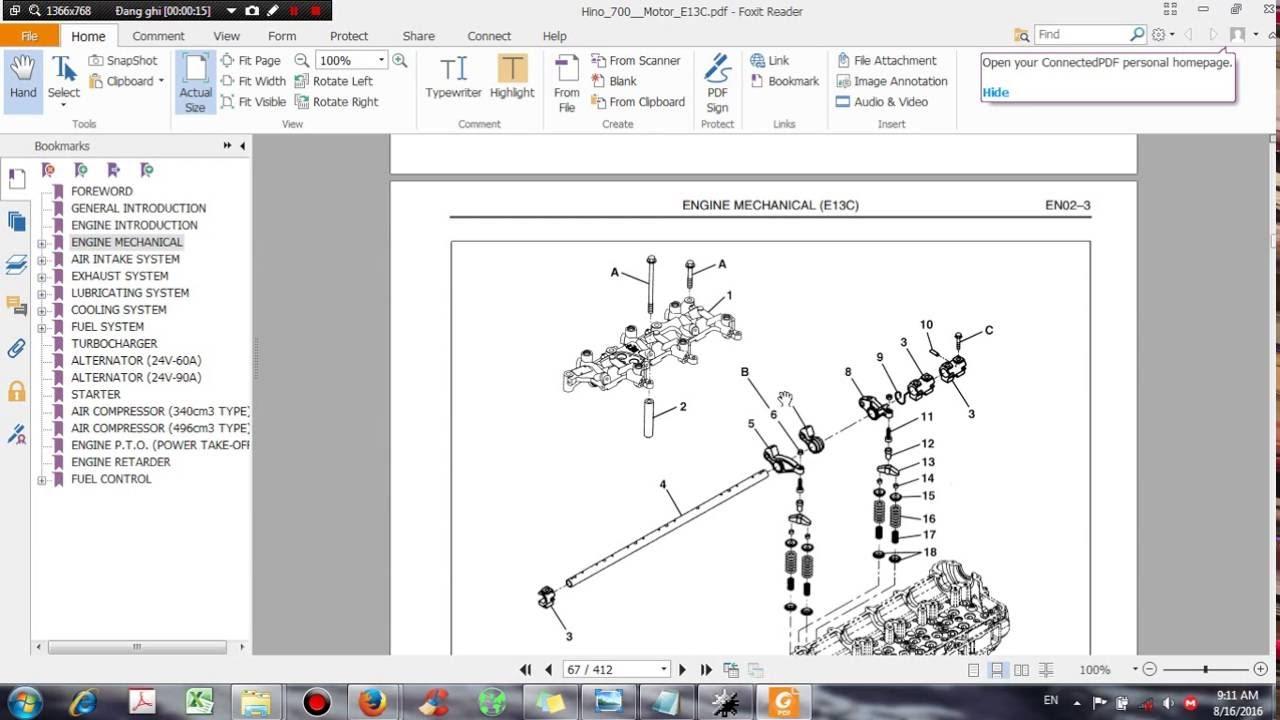hino fm1j wiring diagram hino wiring diagram dolgular com design [ 1280 x 720 Pixel ]