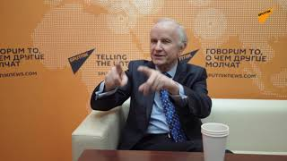 Czy Polska musi wejść do strefy euro? Rozmowa z profesorem Kołodko w Rosji