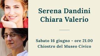 Serena Dandini e Chiara Valerio,