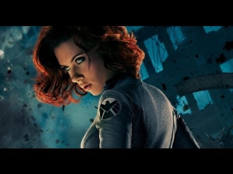 Scarlett Johansson Says Avengers Age of Ultron Screenplay Is Dark and Dry