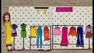 Yaya Sweet Boutique, paper dolls, quiet books, diy, handmade, kids crafts ไปดูคอลเล็กขั่นใหม่กัน