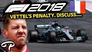 Vettel's Penalty...Discuss! Verstappen Hits Back at Media - Pitlane Podcast #88