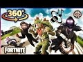 🔴 Fortnite VR 360 Video Party Music Dance for Google Cardboard VR BOX Virtual Reality VIDEOS 360° 4K