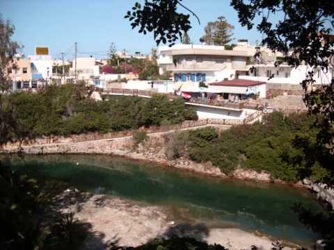 hotel Vasia Village Sissi Kreta - YouTube
