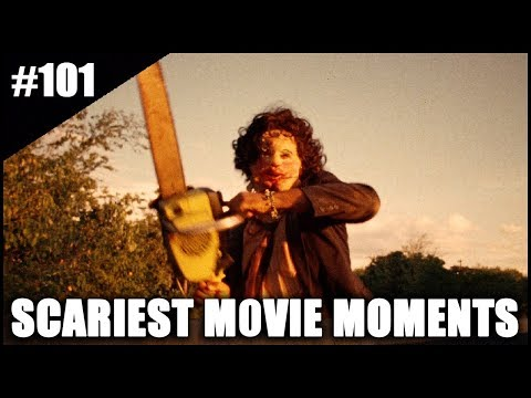 SCARIEST MOVIE MOMENTS - Cinema Scumbags Podcast (#101)