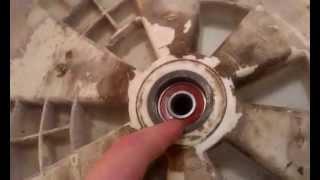 ремоонт стиральной машины индезит.замена подшипника часть 2(, 2014-05-19T10:55:33.000Z)