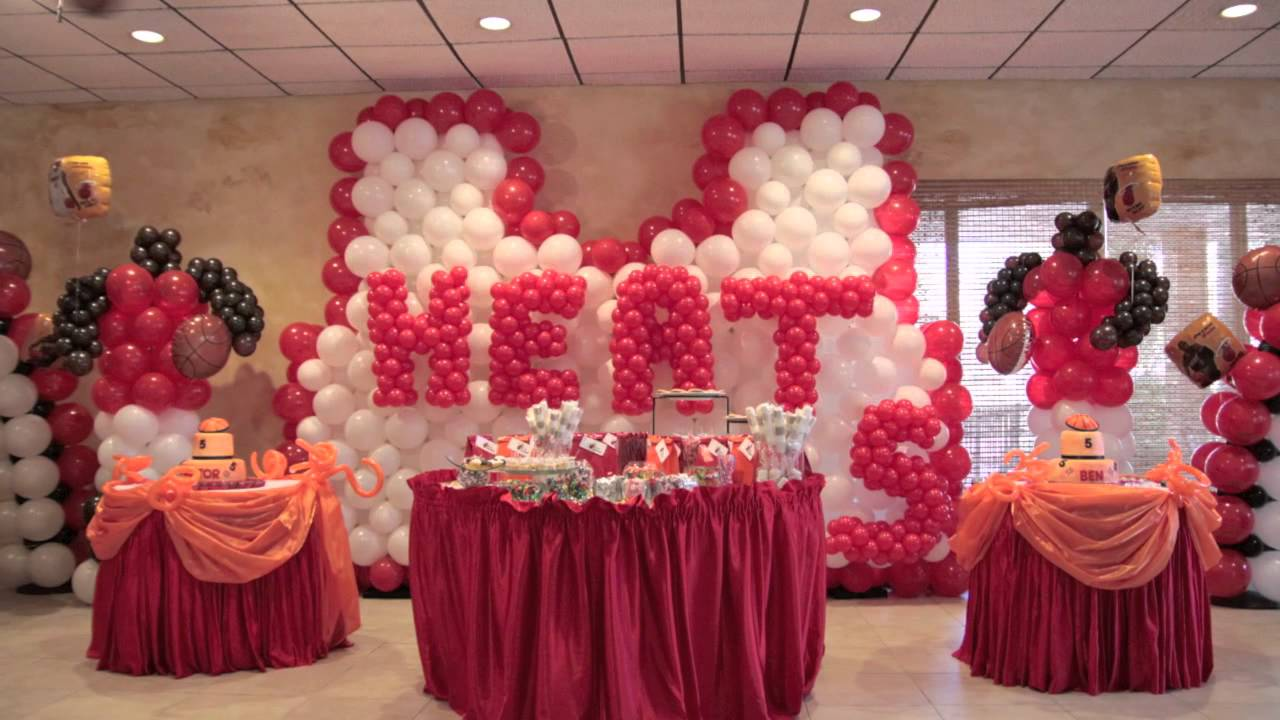 Party decorations miami baby shower balloon decorations - Party Decorations Miami Baby Shower Balloon Decorations 2