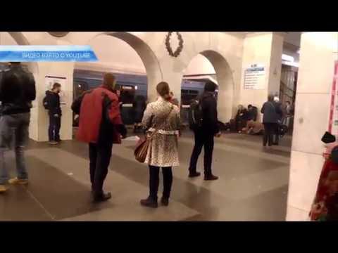 Взрыв в петербургском метрополитене унес 14 жизней