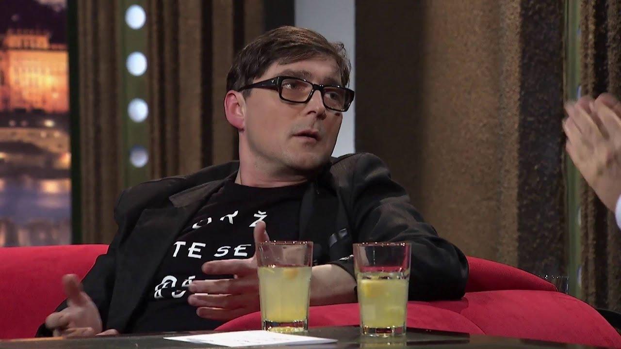 1. Jiří Vyorálek - Show Jana Krause  13. 1. 2016