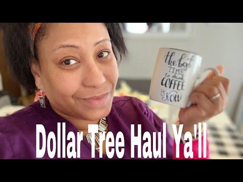 It's a dollar Tree Haul Ya'll #5 ( new coffee mugs you don't wanna miss out ) 2019